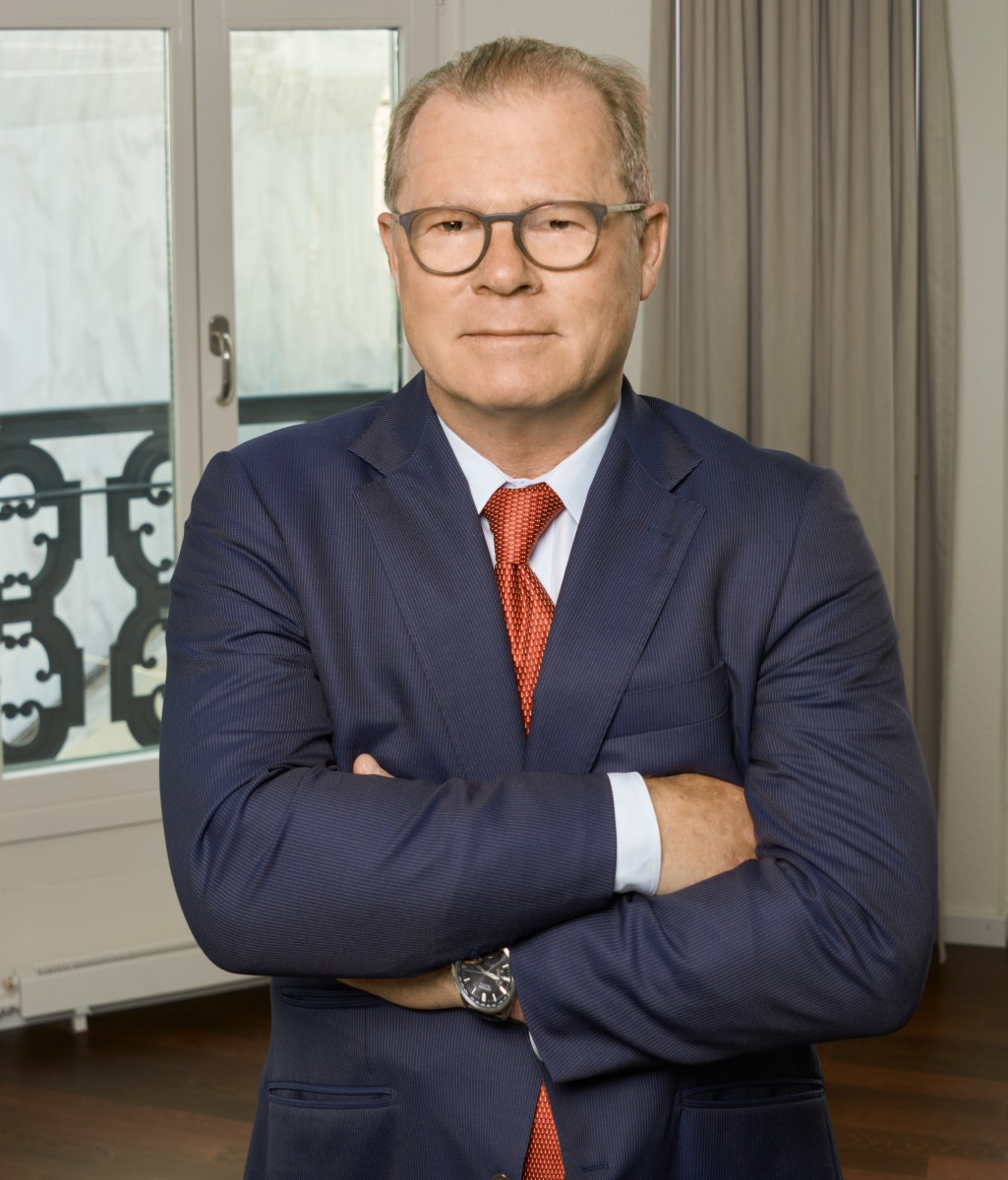 Ernst Widmer - NOMINA FINANCIAL SERVICES LTD.